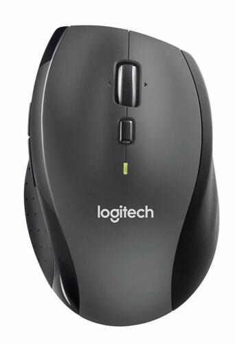 Logitech Marathon Mouse M705 Wireless Laser Mouse Black 910-001935