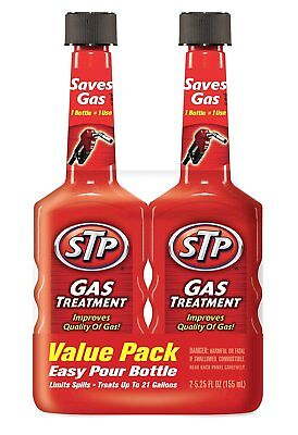 (STP 78578 GAS TREATMENT 1 CASE = 12 BOTTLES (5.25 FL OZ BOTTLES) 10071153785783)