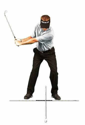 New Medicus Drill Sticks Golf Swing Training Aid Multipurpose Practice Rods