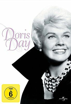 Doris Day - Collection - 3 Filme # 3-DVD-BOX-NEU