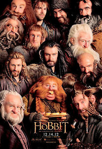 The Hobbit An Unexpected Journey Movie [ 8.5