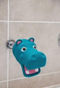 cover for bathtub faucet. Harry the Hippo Spout Guard Safest Baby Bath Faucet Cover  Toy eBay