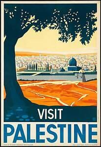 13-Vintage-Travel-Art-Poster-Palestine-FREE-POSTERS