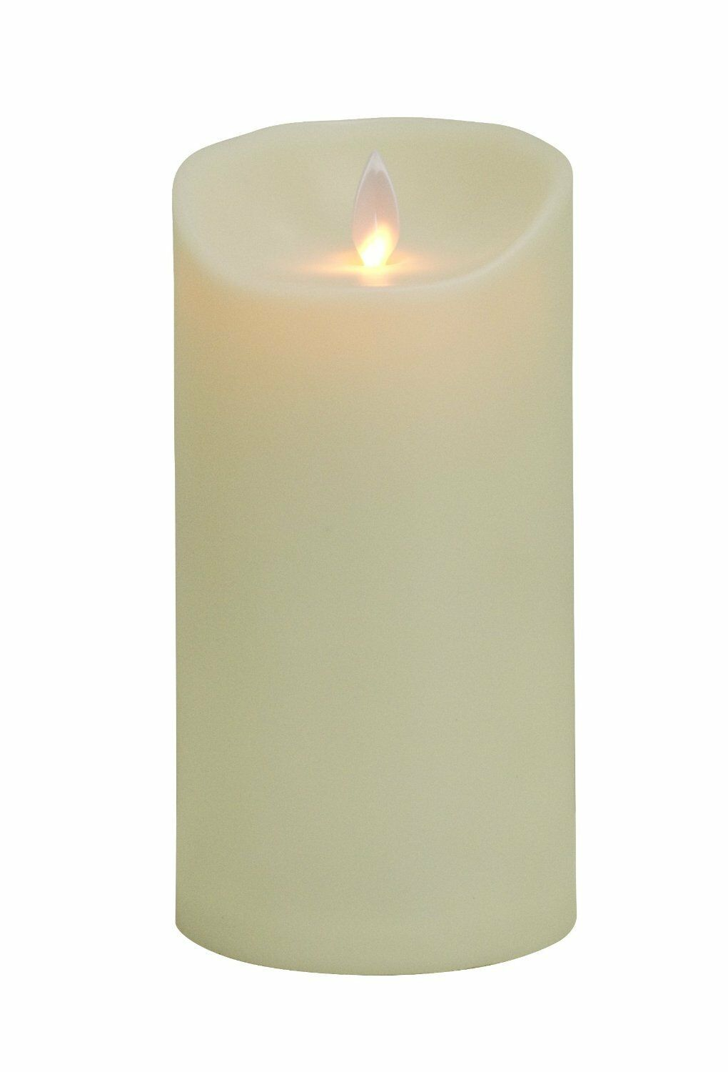 Luminara Flameless Candle Unscented Outdoor Pillar 7 Inch