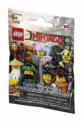 LEGO® Ninjago Movie Minifigure 71019 - One (1) Blindbag