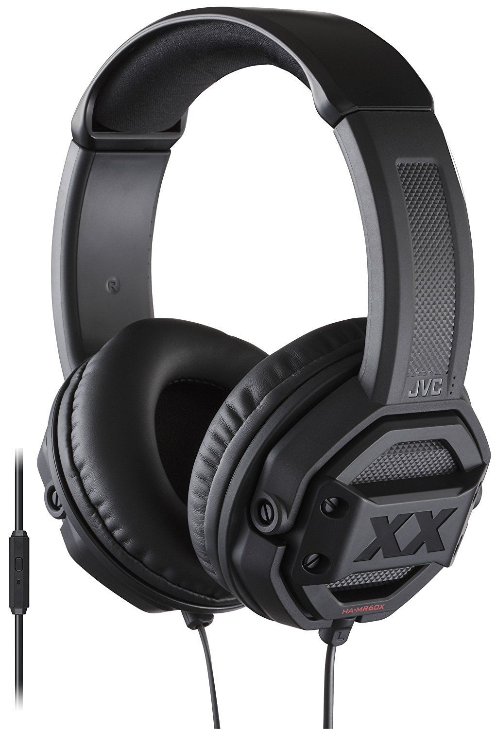Jvc Xtreme Xplosives Ha-mr60x Over-ear Headphones Black Iphone Android Ipod - jvc - ebay.co.uk