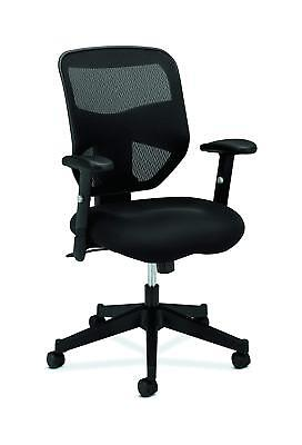 Hon Prominent High Back Work Chair - Mesh Computer Chair Office Black Hvl 531