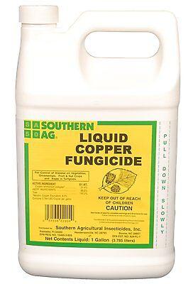 Southern Ag Liquid Copper Fungicide 128 Oz  Gallon