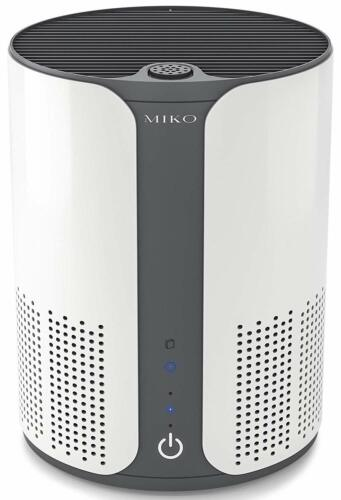 Miko Air Purifier For Home W/ Fan Speeds, Aromatherapy, Timer, True Hepa Filter