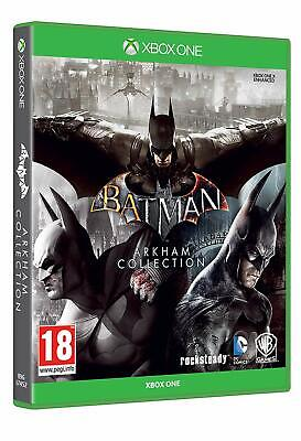 Batman Arkham Collection Xbox One Game