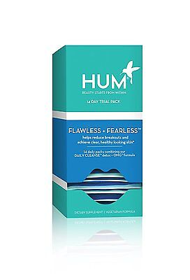 Hum Nutrition Flawless   Fearless  5 1 Ounce