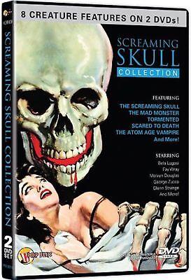Screaming Skull Horror - Screaming Skull