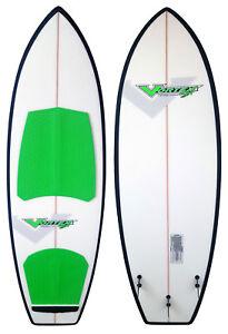 Ronix Koal Thruster Vortex - 5ft 7in Wakesurf Board- 96424 C- NEW BLEM