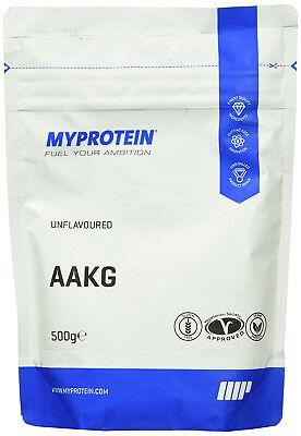 Alpha-ketoglutarat Pulver (MyProtein Arginin Alpha Ketoglutarat 0,5kg AAKG Pulver)
