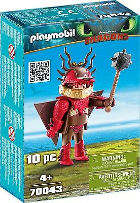 Playmobil 70043 DreamWorks Dragons Snotlout with Flight Suit