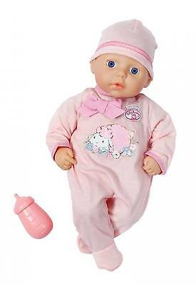 My First Baby Annabell Doll (Pink) NEW