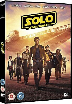 Solo: A Star Wars Story DVD *NEW & SEALED - FAST UK DISPATCH*