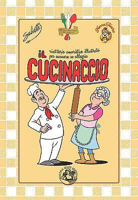 Roberto Salvetti e Nonna Farina, Il Cucinaccio