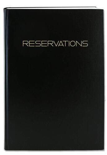 Reservation Book For Restaurant Dinner Table Log Book Professional Grade Entries