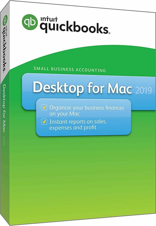 QuickBooks Desktop 2019 For MAC ✅Lifetime Activation 5 User✅80%OFF SAVE MONEY!!