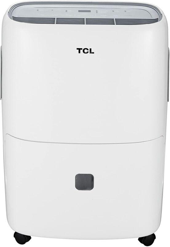 TCL 50 Pint Portable Dehumidifier w/ Auto Defrost