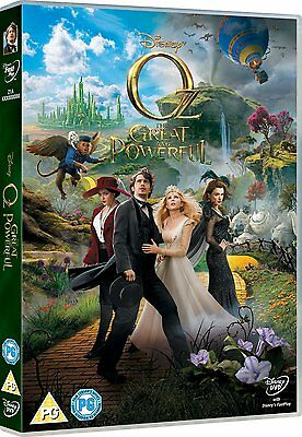 Oz The Great And Powerful Dvd  2013    Brand New   James Franco Disney Ws