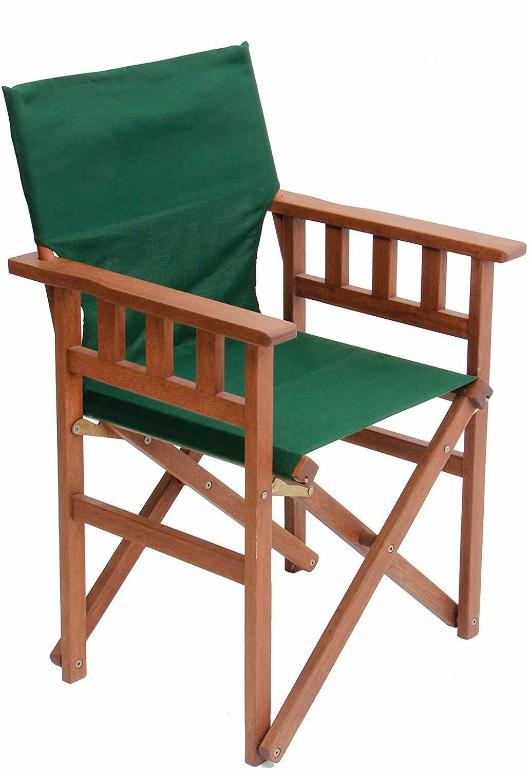 pangean campaign chair patio deck wood folding