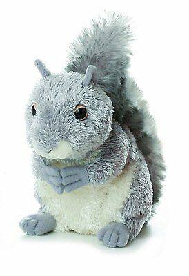Aurora 30532 Plush Stuffed Animal 8 Inch Mini Flopsies Nutty Squirrel, Soft Toys