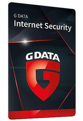 G DATA Internet Security 2020 1 PC - 1 Jahr (365 Tage)...
