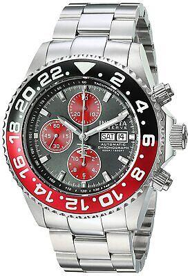 Invicta Reserve Men's 47mm Swiss Valjoux 7750 COKE Auto Chrono Watch 23372 RARE!