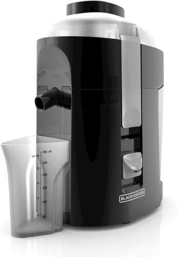 Black & Decker Fruit and Vegetable Juicer Machine Juice Extr