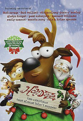 Holidaze  The Christmas That Almost Didnt Happen  New Dvd