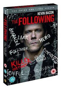 The Following - Season 3 [2015] (DVD)