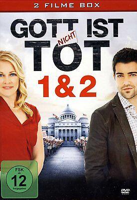 Gott ist nicht tot Teil 1 & 2 (2 Filme Box)  [FSK12] (DVD) ()