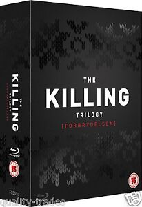 ❏ The Killing Series 1-3 DVD Complete Seasons Collection ❏ 1 2 3 Danish Crime