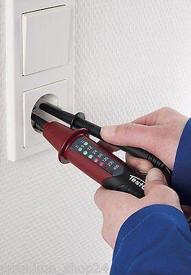 Testboy 40+ Zweipoliger Elektro Spannungsprüfer Tester LED Anzeige 4028532200428