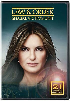 Law & Order: SVU Special Victims Unit -- Season 21 BRAND NEW! FREE SHIPPING!!