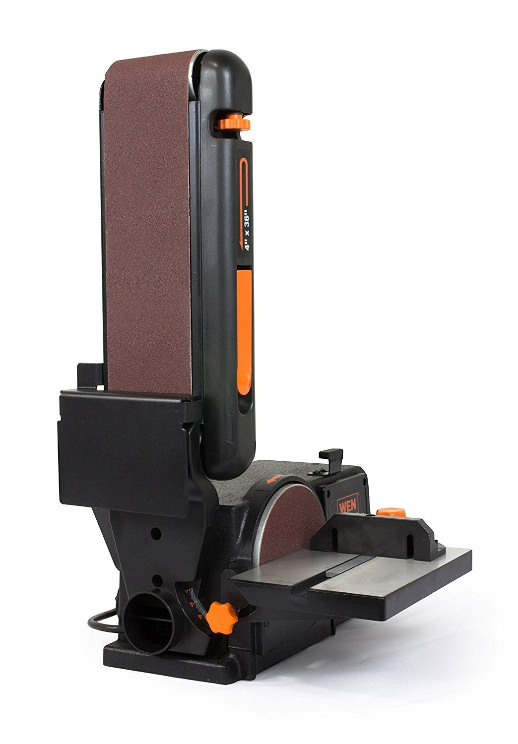 6-Inch Disc Sander Two-in-one Sanding Machine 4 x 36-Inch Be