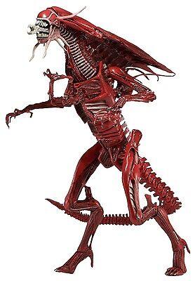 Aliens - Ultra Deluxe Boxed Action Figure -  Genocide Red Alien Queen - NECA