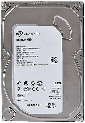 Seagate Barracuda 1TB HDD 7200RPM 3.5