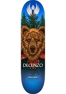 Powell-peralta Skateboard Deck Flight pro Shape 248 8,25'' Decenzo Bear