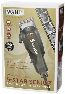 Five Series (Wahl Professional Five Series Senior Professional Hair Clipper 8545 )