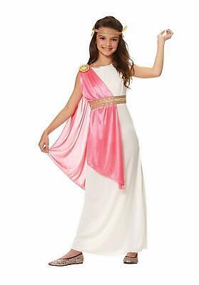 Costume Culture Römische Kaiserin Griechische Göttin Toga Kinder Halloween ()