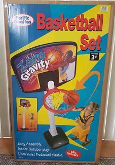 Pacific Creation Basketball Set Hoop with stand and ball