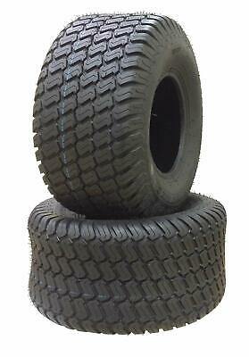 20x10-8 Set Of 2 Airloc P332 Mt Turf Tractor Mower Lawn Tires 6 Ply 20x10-8