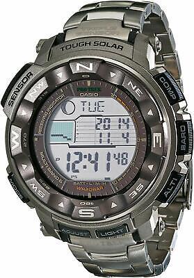 Casio ProTrek Pathfinder Titanium Wristwatch Wrist Watch PRW2500T-7CR  Casio Titanium Watch