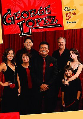 The George Lopez Show  Complete Fifth Season  3 Disc Set