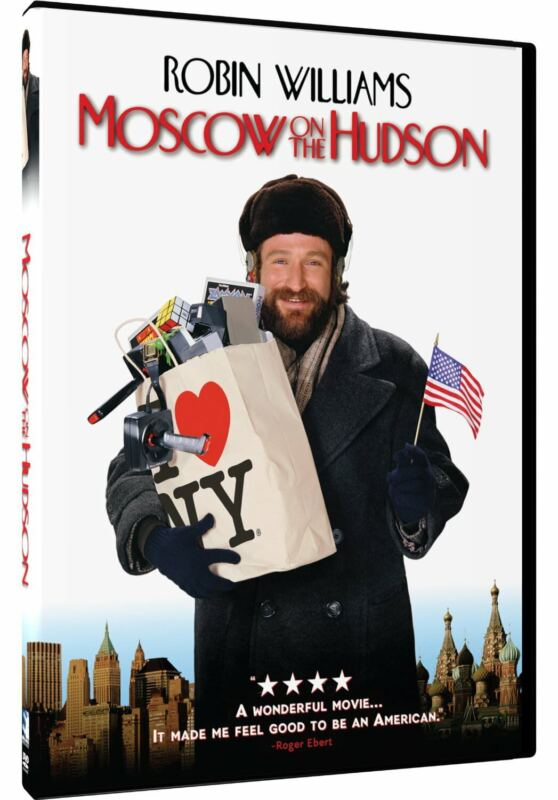 Moscow On The Hudson (dvd, 2014)