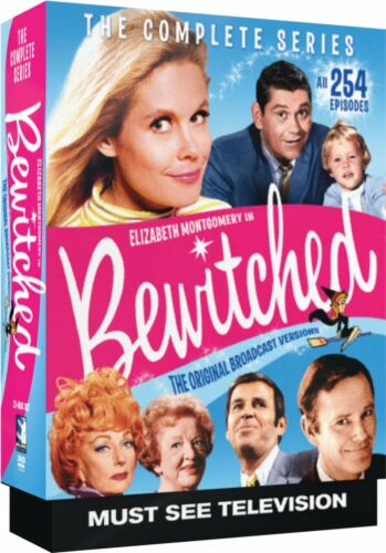 Купить Mill Creek Entertainment 34399941 - Bewitched - Complete Series