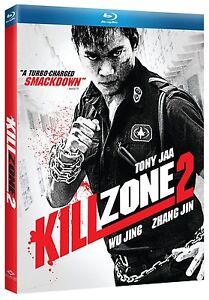 KILL ZONE 2 (Tony Jaa)  - Sealed Region free for UK